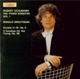 The Piano Sonatas Vol.1