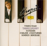 CHOPIN - Vasary - Scherzo pour piano n°1 en si mineur op.20