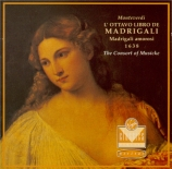 Ottavo Libro de Madrigali : Madrigali amorosi