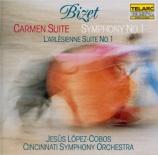 BIZET - Lopez-Cobos - Carmen Suite