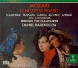MOZART - Barenboim - Le nozze di Figaro (Les noces de Figaro), opéra bou