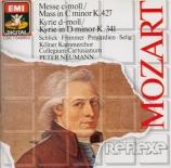 MOZART - Neumann - Messe en ut mineur, pour solistes, chœur et orchestre
