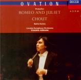 PROKOFIEV - Abbado - Romeo et Juliette op.64 : extraits