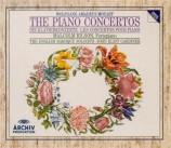 The Piano Concertos (n°5 à 27)