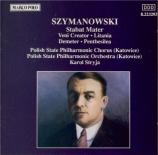SZYMANOWSKI - Stryja - Stabat Mater