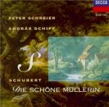SCHUBERT - Schreier - Die schöne Müllerin (La belle meunière) (Müller)
