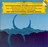 MOUSSORGSKY - Sinopoli - Tableaux d'une exposition : orchestration de Ra