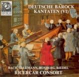 Deutsche Barock Kantaten Vol.6