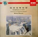 GOUNOD - Plasson - Symphonie n°1