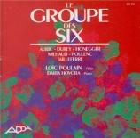 Le Groupe des Six (flûte & piano)
