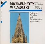 HAYDN - Hug - Missa Sancti Aloysii