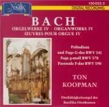 Oeuvres pour orgue Vol.4