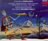 SCHOENBERG - Chailly - Gurrelieder