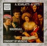 SCARLATTI - Rooley - Madrigaux