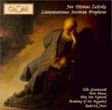 ZELENKA - Shaw - Lamentationes Jeremiae Prophetae, ZWV.53
