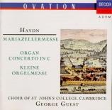HAYDN - Guest - Missa Cellensis in honorem Beatissimae Virginis Mariae