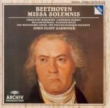 BEETHOVEN - Gardiner - Missa solemnis op.123