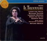 VERDI - Basile - Il trovatore, opéra en quatre actes (version originale