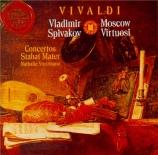 VIVALDI - Spivakov - Concerto pour cordes et b.c. en la majeur RV.158