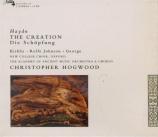 HAYDN - Hogwood - Die Schöpfung (La création), oratorio pour solistes, c