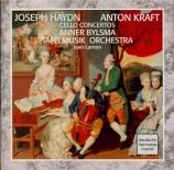 HAYDN - Bylsma - Concerto pour violoncelle et orchestre n°1 en do majeur