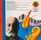 SAINT-SAËNS - Lin - Concerto pour violoncelle n°1 op.33