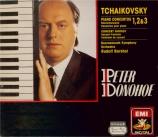 TCHAIKOVSKY - Donohoe - Concerto pour piano n°1 en si bémol mineur op.23