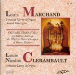 MARCHAND - Ciaravolo - Premier livre d'orgue Orgue Koenig de Sarre Union