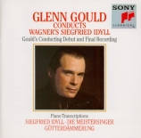 Gould dirige et joue Wagner