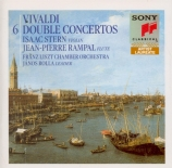 6 Double Concertos for Flute, Violin, Strings and Harpsichord
