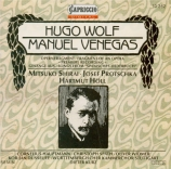 WOLF - Shirai - Komm, o Tod, von Nacht umgeben, pour voix et piano