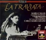 VERDI - Giulini - La traviata, opéra en trois actes (live Scala) live Scala