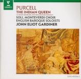 PURCELL - Gardiner - The Indian Queen, semi-opéra Z.630