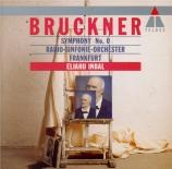 BRUCKNER - Inbal - Symphonie n°0 en ré mineur WAB 100