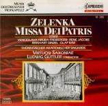 ZELENKA - Güttler - Missa Dei Patris ZWV.19