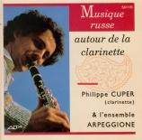 Russian clarinet music
