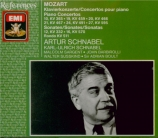 MOZART - Schnabel - Concerto pour deux pianos et orchestre n°10 en mi bé
