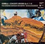 CORELLI - McGegan - Concerto grosso op.6 n°7