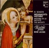SCHÜTZ - Jacobs - Weihnachtshistorie (Oratorio de Noël). Die Geburt unse