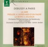 Debussy à Paris