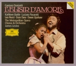 DONIZETTI - Levine - L'elisir d'amore (L'elixir d'amour)