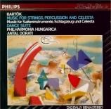 BARTOK - Dorati - Musique pour cordes, percussions et celesta Sz.106 BB