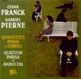FRANCK - Quatuor Parisii - Quintette pour piano et cordes enfamineur F