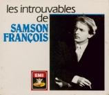 Les introuvables de Samson François