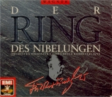 WAGNER - Furtwängler - Der Ring des Nibelungen (L'Anneau du Nibelung) WW