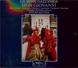 GAZZANIGA - Soltesz - Don Giovanni