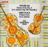 DVORAK - Borodin Trio - Trio avec piano n°4 en mi mineur op.90 B.166 'Du