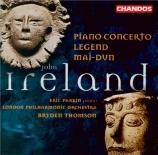 IRELAND - Parkin - Concerto pour piano et orchestre en mi bémol