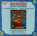 KHATCHATURIAN - Orbelian - Concerto pour piano