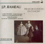 RAMEAU - Fryden - Pièces de clavecin en concerts